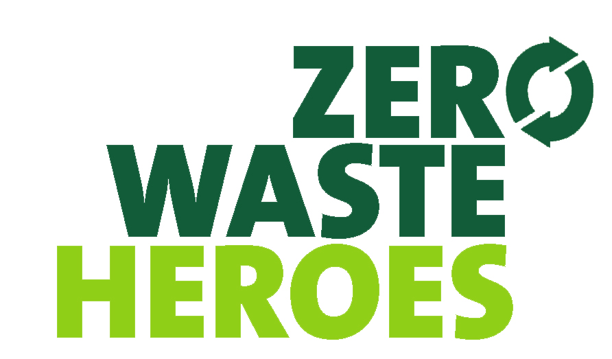 zero waste hero logo