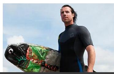 The Plastic Soup Surfer